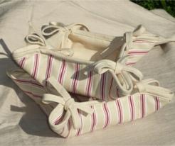 European style cotton bread baskets